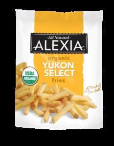 ALexia Gold French Fries