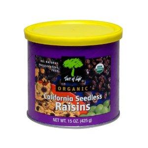 Tree Of Life Raisins