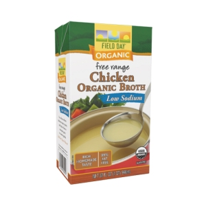 Field Day Chicken Broth