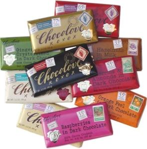 Chocolove bars