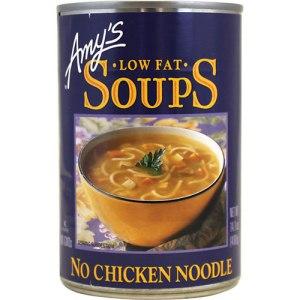 Amys soup no chicken